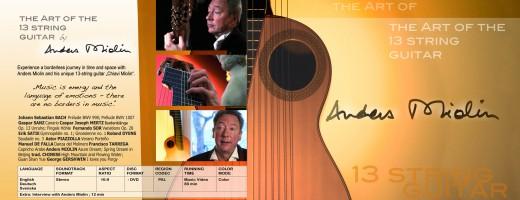 Anders Miolin – 13 Str. Guitar